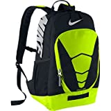 Men's Nike Max Air Vapor Backpack Black/Volt/Metallic Silver Size One Size