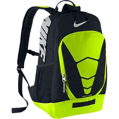 64d18ee852 Men s Nike Max Air Vapor Backpack Black Volt Metallic Silver Size One Size  - Buy Online in UAE.