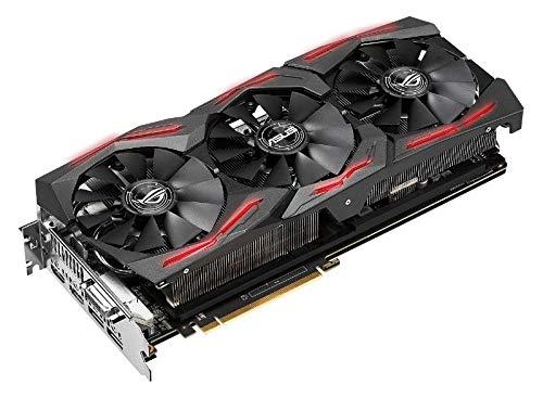 Bit 64 Asus (ASUS Radeon RX Vega 64 8GB Overclocked 2048-Bit HBM2 PCI Express 3.0 HDCP Ready Video Card (STRIX-RXVEGA64-O8G-GAMING))