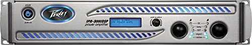 Peavey IPR 2 3000 DSP Power Amplifier (Dsp Amplifier)