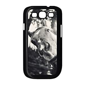 Hjqi - DIY Horse Cell Phone Case, Horse Custom Case for Samsung Galaxy S3 I9300