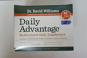Dr williams daily advantage