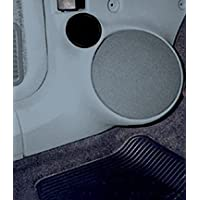 Q Logic Q Forms 6.5 Kick Panel Component Speaker Enclosures for Jeep Cherokee