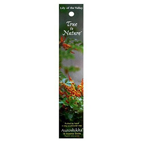 Incense Lily of the Valley 10 GM 10 Grams -