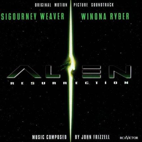 Price comparison product image Alien Resurrection: Original Motion Picture Soundtrack