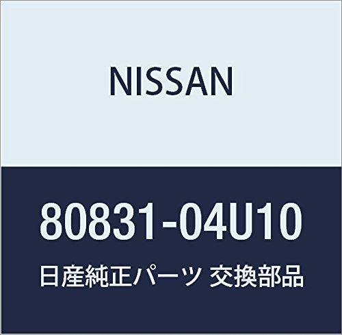 NISSAN (日産) 純正部品 ウエザーストリツプ フロント ドア LH エルグランド 品番80831-1JA0B B01M0IYZSL エルグランド|80831-1JA0B  エルグランド