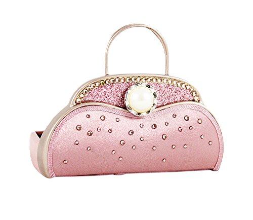 jacki-design-royal-blossom-handbag-jewelry-organizer-pink