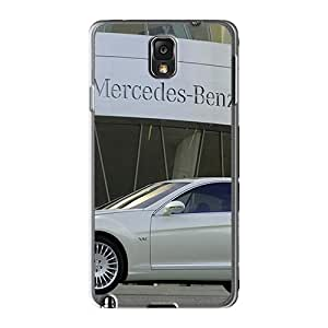 Galaxy Note3 Case Cover - Slim Fit Tpu Protector Shock Absorbent Case (cars S (24))