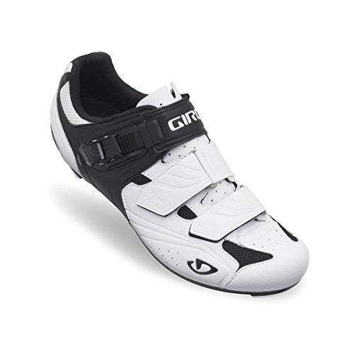 Giro Männer Apeckx Schuhe Reinweiß / Schwarz