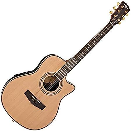 Guitarra Electroacústica Roundback de Gear4music