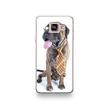 coque huawei y6 2017 chien