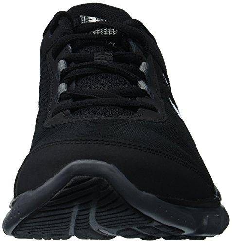 Men's Under Black Gray Armour Assert Micro G 002 Sneaker Rhino 7 45Crq5B