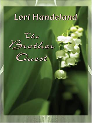 book cover of The Brother Quest