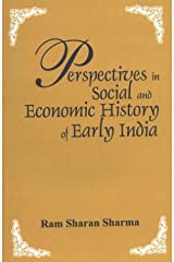 Perspectives in Social and Economic History of Early India Paperback