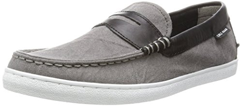 cole-haan-mens-pinch-weekender-storm-cloud-canvas-black-leather-loafer-9-d-m