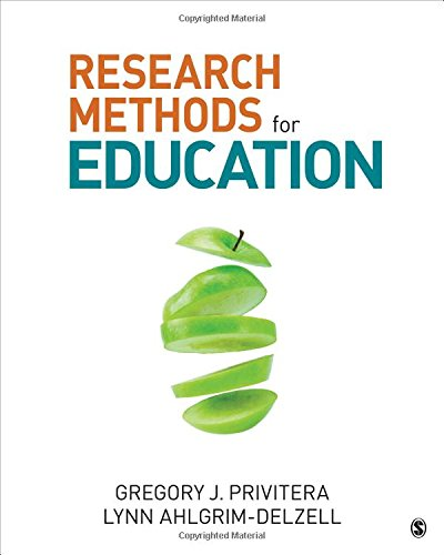 - Research Methods for Education