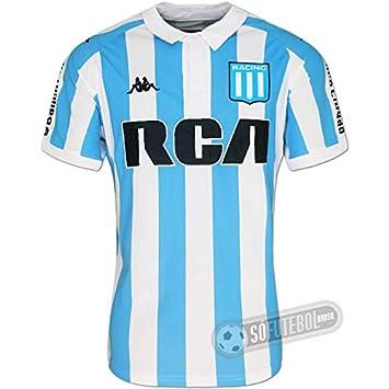 44a83cf631 Camisa Racing Club de Avellaneda - Modelo I  Amazon.com.br  Esportes ...