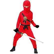 Ninja Avenger Child Costume Red - Small