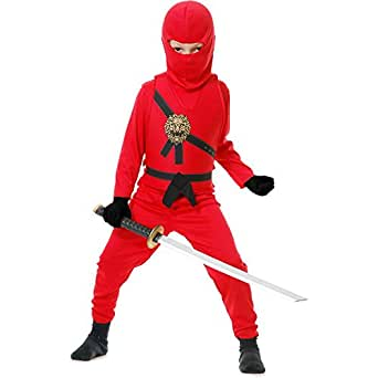 Ninja Avengers Costume Small 6-8
