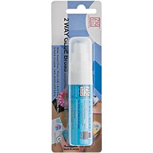 Zig MSB30M1P Memory System Two Way Glue Pen, Carded, Jumbo Tip