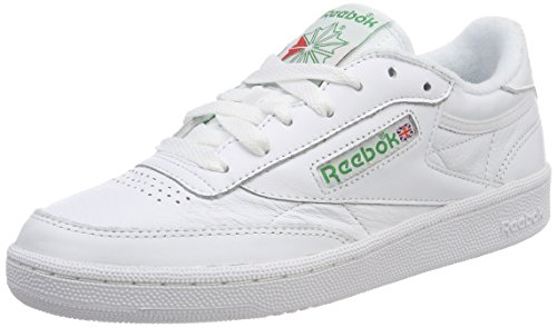 Collegiate Basses EU 35 Archive White Club Sneakers Femme Reebok C 85 Navy qHF4wFxgR