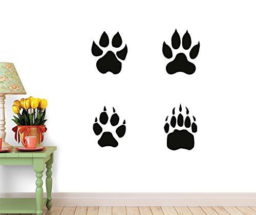 Wild Animal Footprints - 7