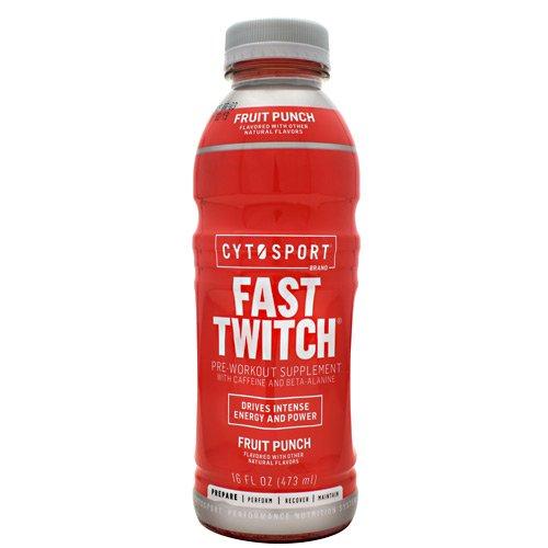 Rtd Fruit - FAST TWITCH FP 16.9oz 12/CS