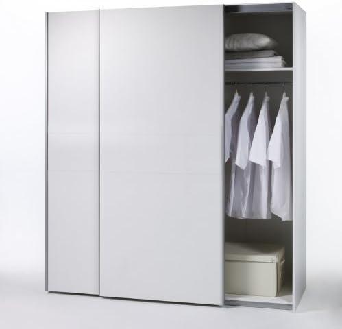 170 cm blanco armario de puertas correderas Armario puertas correderas Armario: Amazon.es: Juguetes y juegos