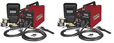 Lincoln Electric K2185-1 Handy MIG Welder (2-(Pack))