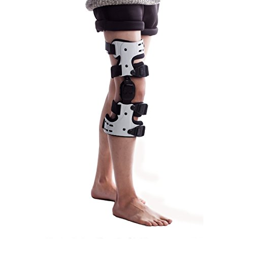 Orthomen OA Unloading Knee Brace for Osteoarthritis Lateral Off Loader Support - Size: Right by Orthomen (Image #2)