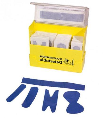 Tiritas Söhngen Heridas. Dispensador Amarillo con tiritas: Amazon.es: Hogar