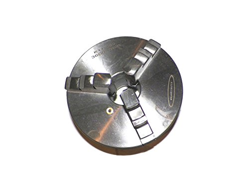 ecision Self Centering Lathe Chuck with 2 sets jaw ()