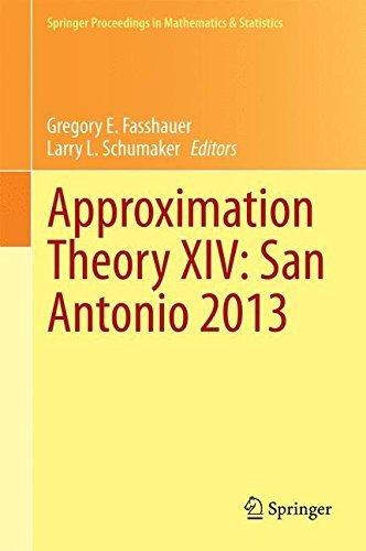 Approximation Theory XIV: San Antonio 2013 (Springer Proceedings in Mathematics & Statistics) - Shopping Malls San Antonio