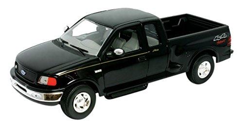 1/24 フォード F-150 FLARESIDE スーパーキャブ ピックアップトラック 1999 (ブラック) WE29396BK