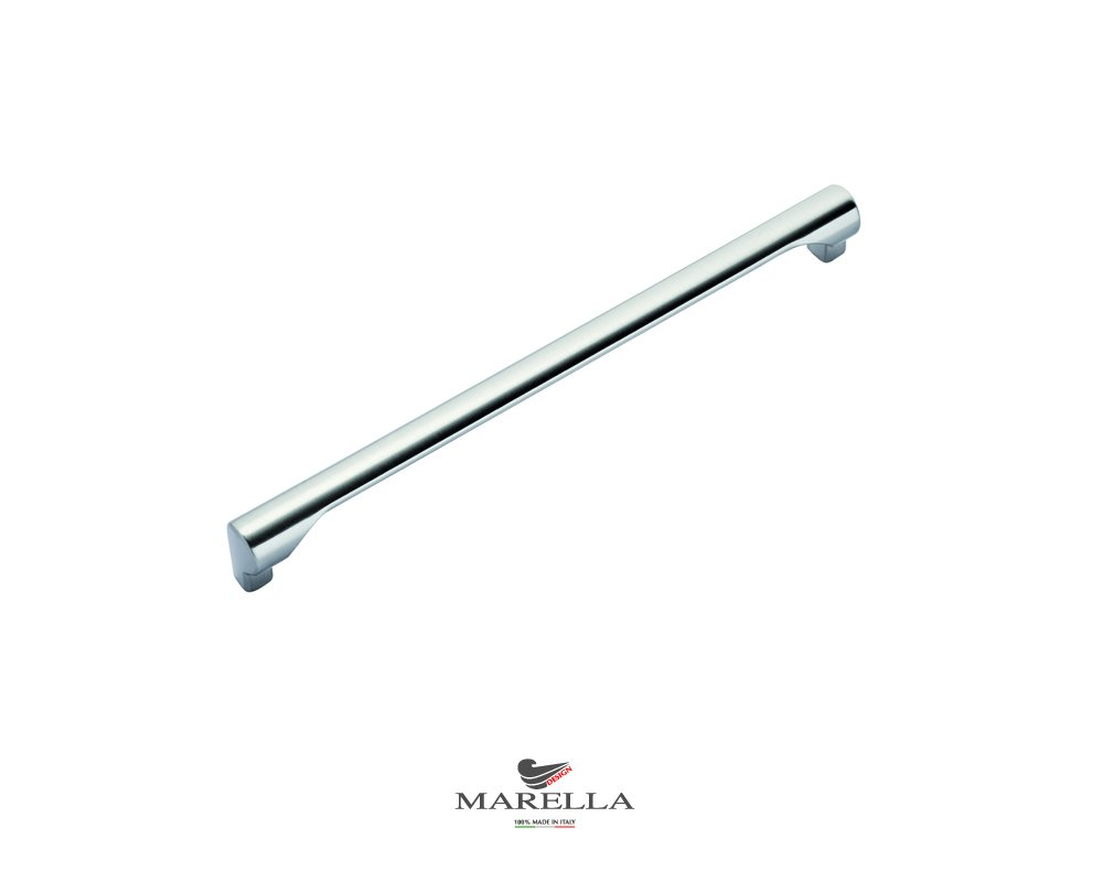 MARELLA Design 15244z2240m.34Handle, Satin Nickel, wheelbase 224mm