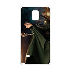 TOSOUL Customized Thor Loki Hard Cover Case For Samsung Galaxy Note 4