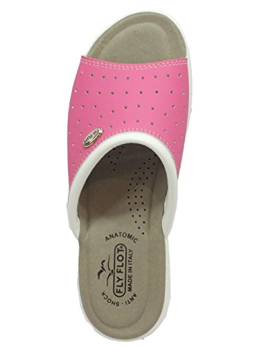 pour Chaussons Rose Flot Fly Femme RTHnHzq