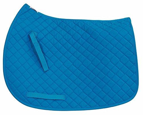 TuffRider Basic All Purpose Saddle Pad Ocean