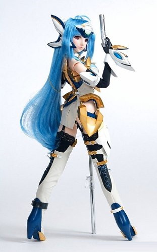Dollfie Dream - Xenosaga Episode III - KOS-MOS 1/3 Scale 22'' Doll