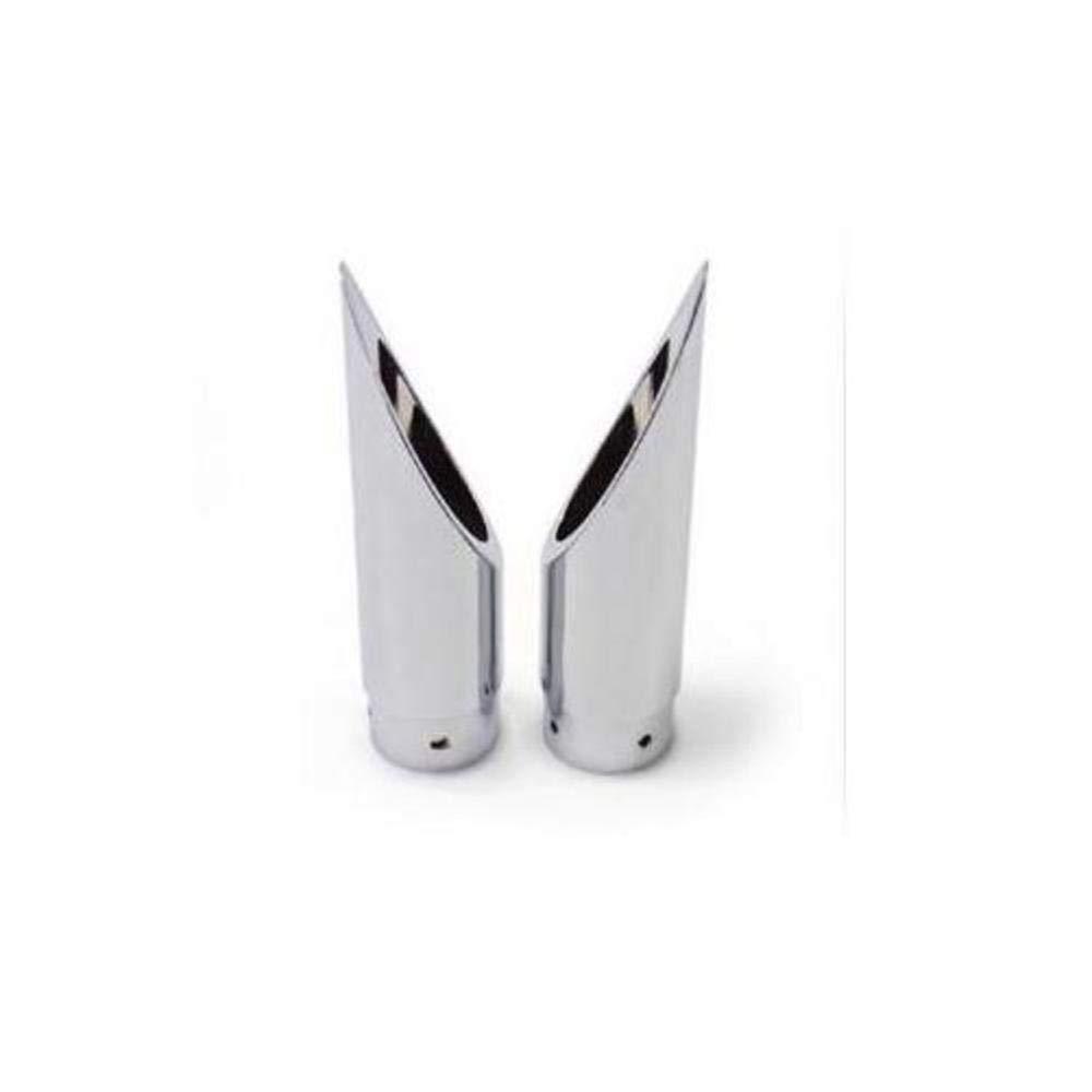 Baron Custom Accessories Family Jewel Extreme Slash Exhaust Tips BA-1100-00