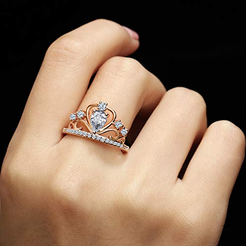 Buy 18k gold plated rings for women