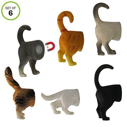 refrigerator cat magnets - 9