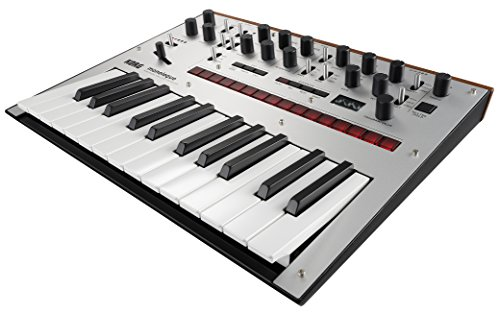 Korg monophonic Analog Synthesizer Monologue-SV Monologue Silver