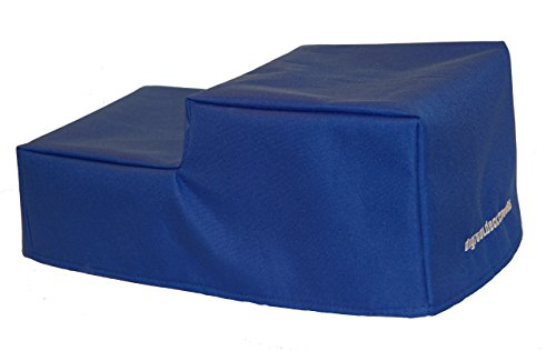 Scanner Dust Cover & Protector for Kodak Pakon F-135 Film Scanners [Antistatic, Water Resistant, Heavy Duty Fabric, Blue] by DigitalDeckCovers by DigitalDeckCovers