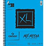 "Canson XL Multi-Media Paper Pad, 60 Sheets - 11"" x 14"""