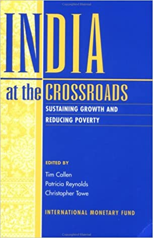 India at the Crossroads -- Sustaining Growth and Reducing Poverty