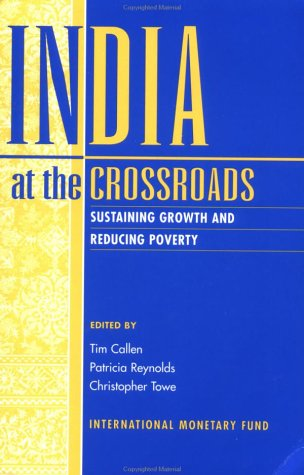 India at the Crossroads: Sustaining Growth and Reducing Poverty