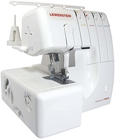 Lewenstein 700DE Remalladora / máquina Overlock: Amazon.es: Hogar