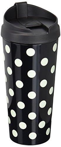 Kate Spade New York (143945) Thermal Mug, Le Pavilion (black Dots), , Black Deco Dots