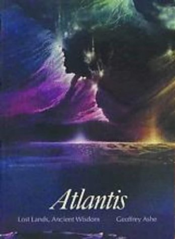 Atlantis: Lost Lands, Ancient Wisdom (Art and Imagination Series) Red Atlantis Art